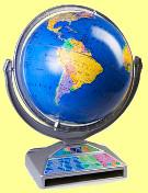 Выбрать обучающий интерактивный глобус